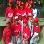 """El equipo de """"Las Felinas"""" de San Rafael"""